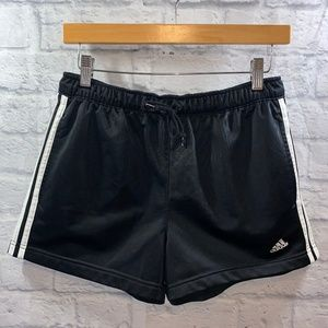 Adidas Soccer Workout Shorts • Sz M Black
